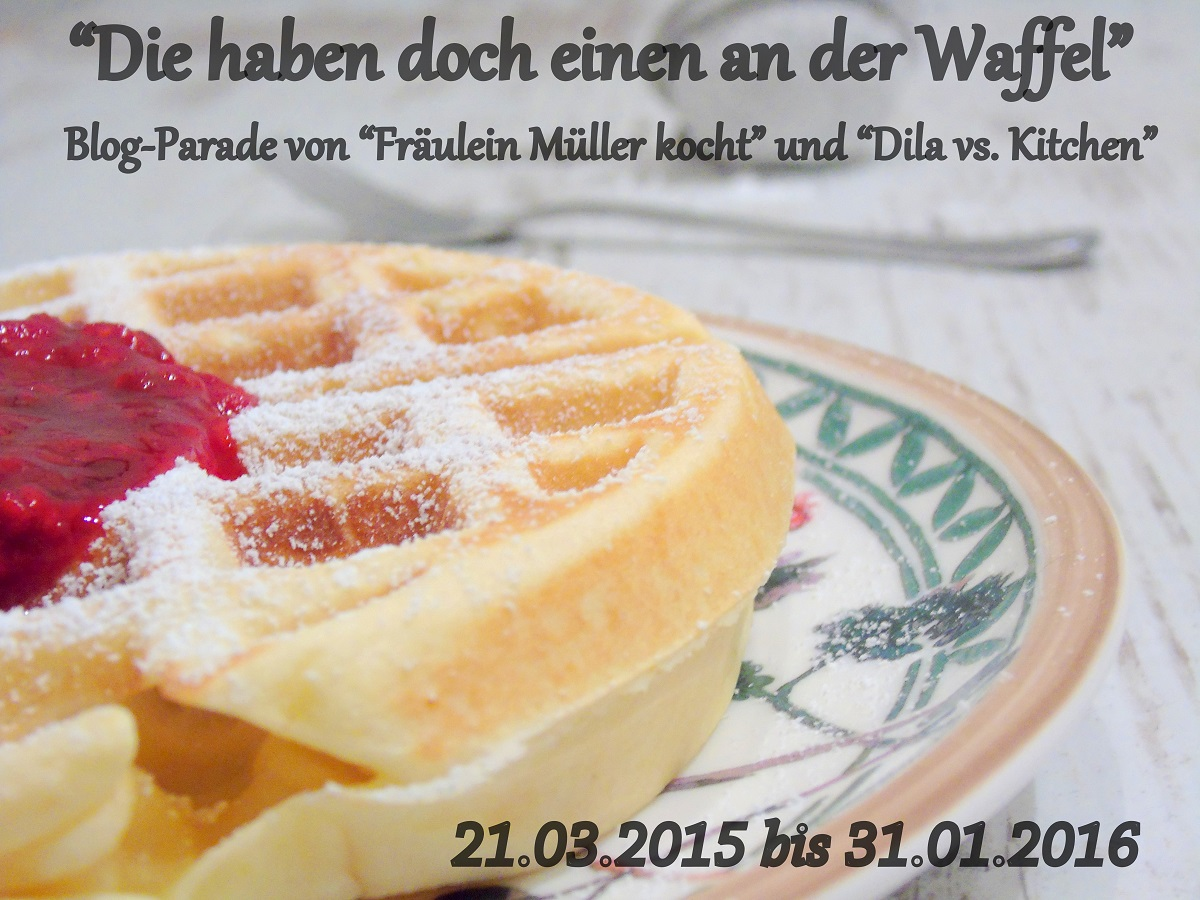 Waffel-Blogparty